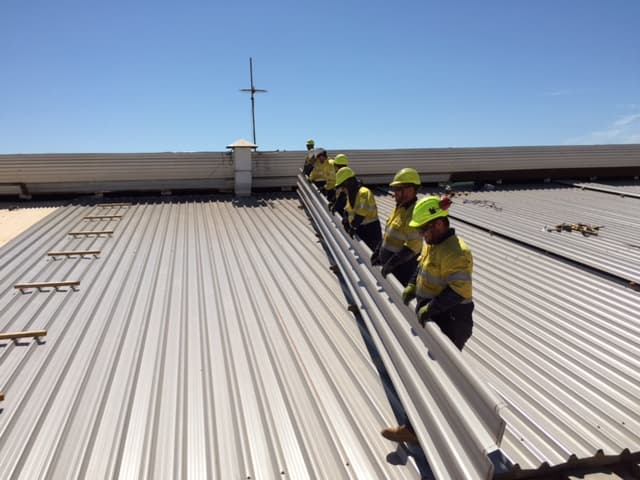 Commercial-Roofing-Dampier