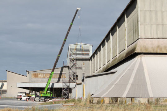 Csbp Fertilisers Asbestos Cladding Replacement Prc