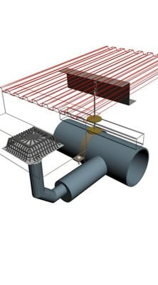 , The Syfonic Roof Drainage System For Commercial Roofing