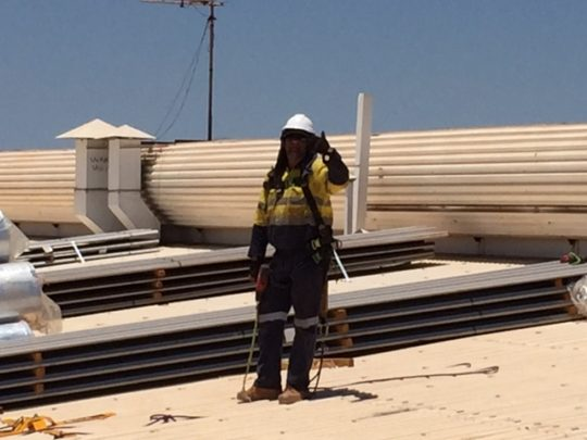 Dampier-Commercial-Roofing-Project4