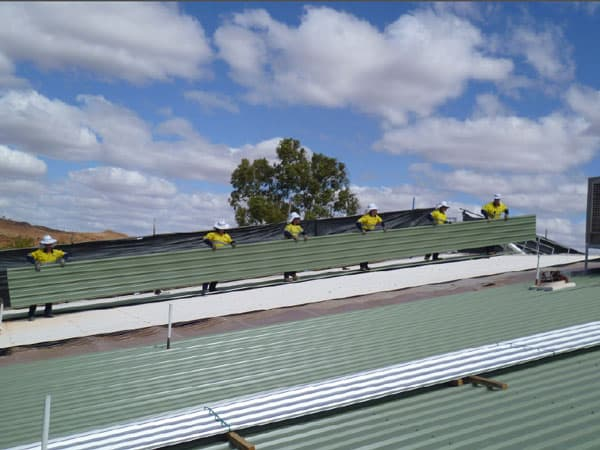 Tom Price Asbestos Roof Replacement Prc Building Services