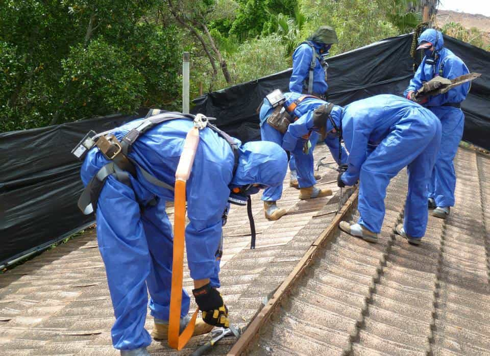 Asbestos Removal Services in Perth